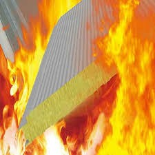 آیا پشم سنگ آتش می گیرد